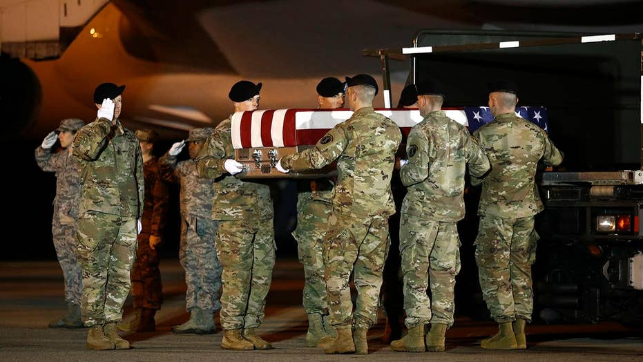3 US service members killed by roadside bomb in Afghanistan