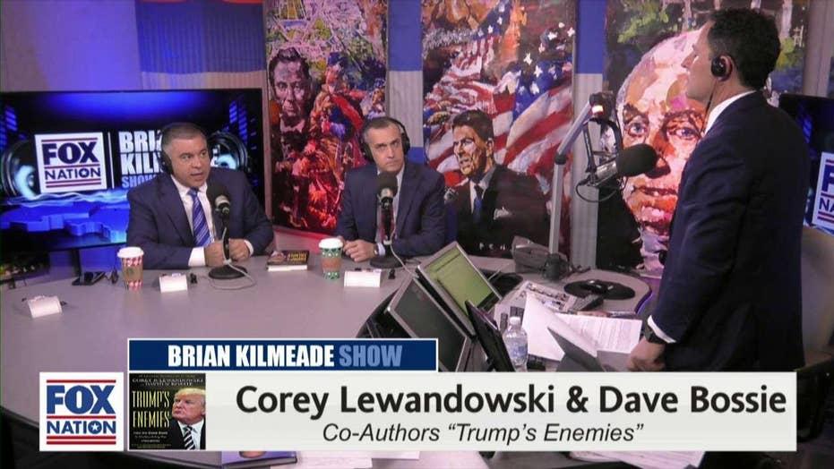 Corey Lewandowski & Dave Bossie On President Trump's Enemies
