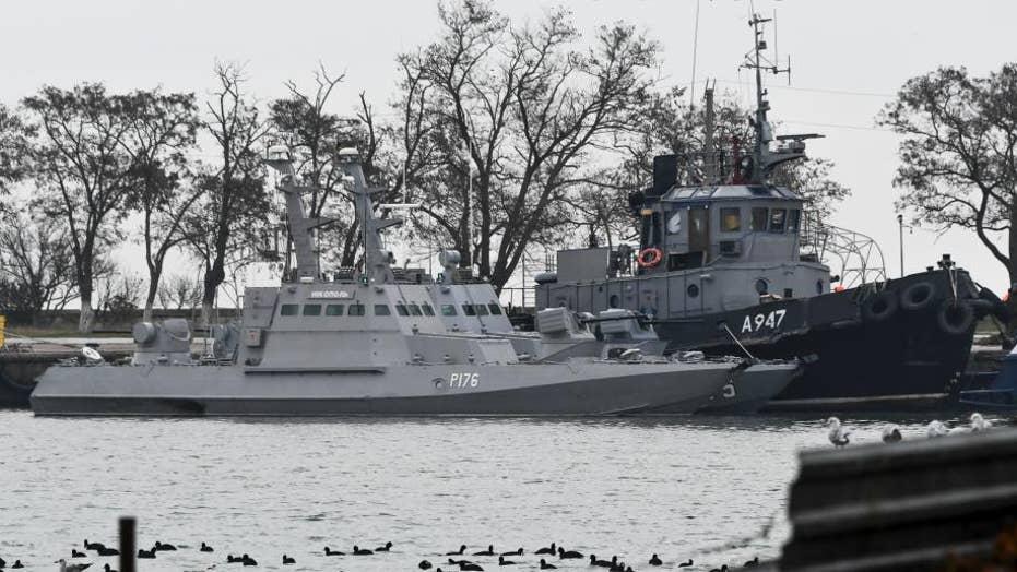 Kremlin warns conflict in Ukraine could escalate