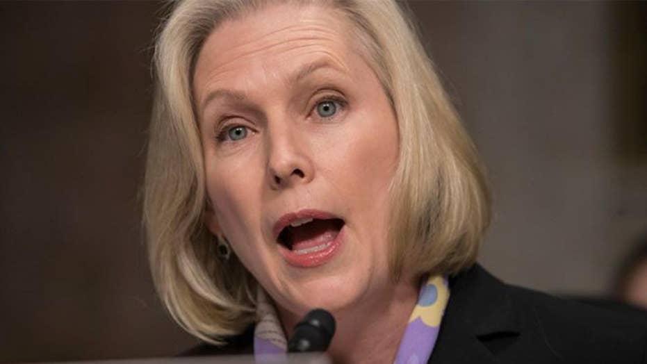 Gillibrand facing Dem donor blacklash as she mulls 2020 bid?