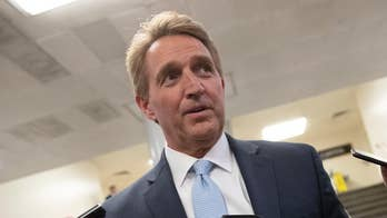 Senate grapples with consequences of Flake's vow to block Trump nominees