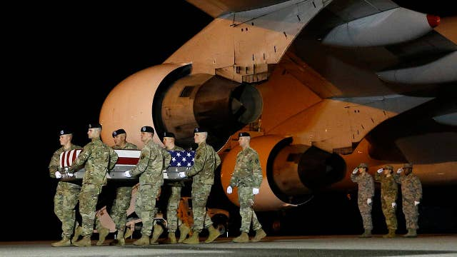 November was a deadly month for US troops in Afghanistan