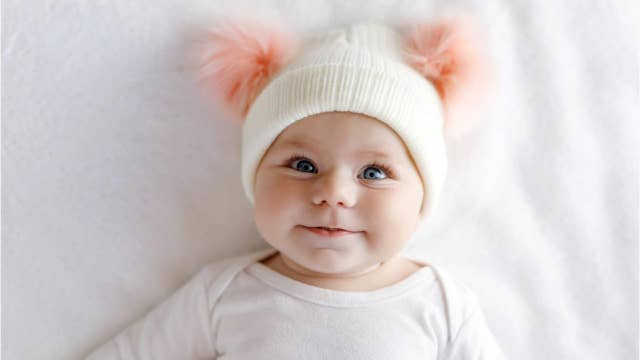 The most popular baby names of 2018