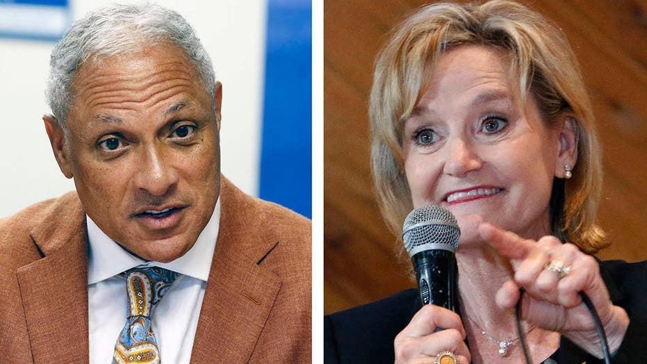 ,Cindy Hyde-Smith wins Mississippi U.S. Senate runoff.