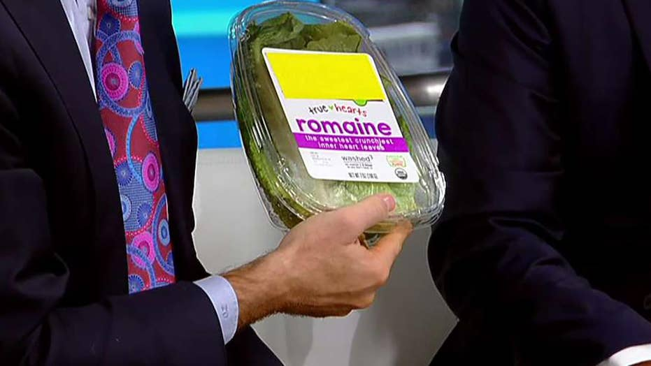 Dr. Oz explains how to identify which lettuce is safe to eat