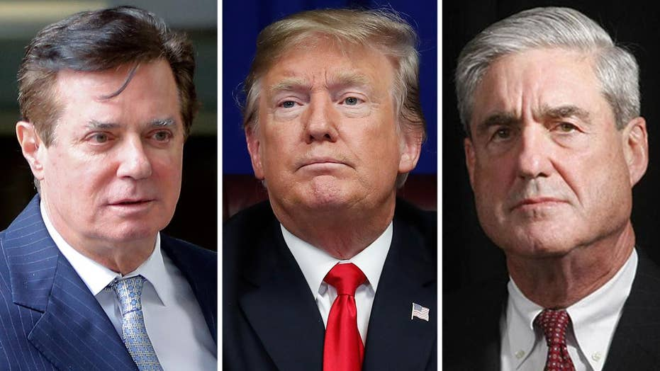 Trump team reportedly briefed on what Manafort told Mueller