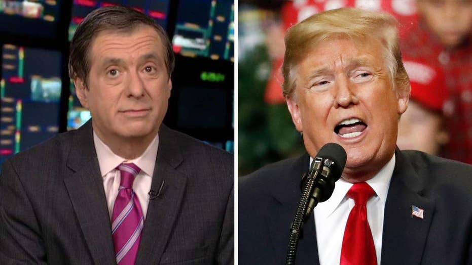 Kurtz: Why Trump is pointing finger at his own Fed chairman