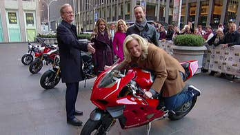 International Motorcycle Show comes to New York City