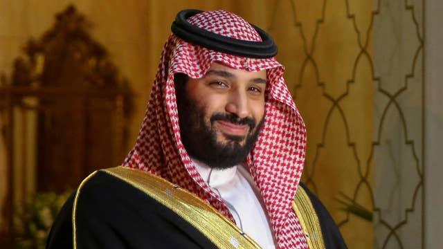 US evangelical delegation meets with Saudi Crown prince