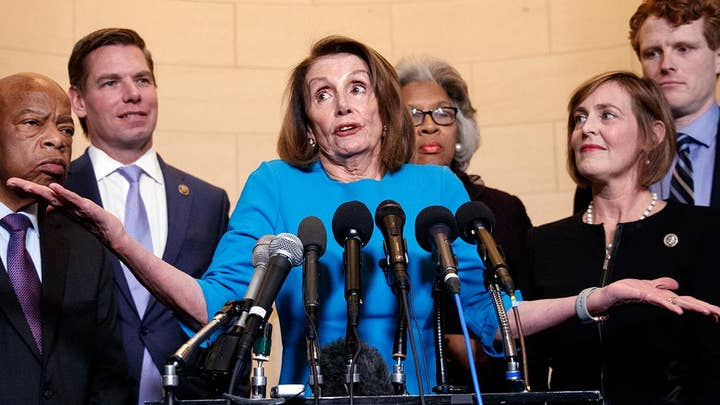 Does Nancy Pelosi have the votes to win speakership?