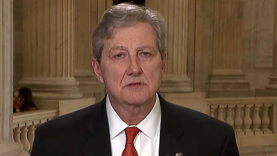 Sen. Kennedy: Immigration laws aren't broken, weren't enforced