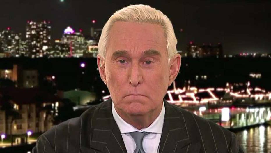 Stone: I never talked to Julian Assange