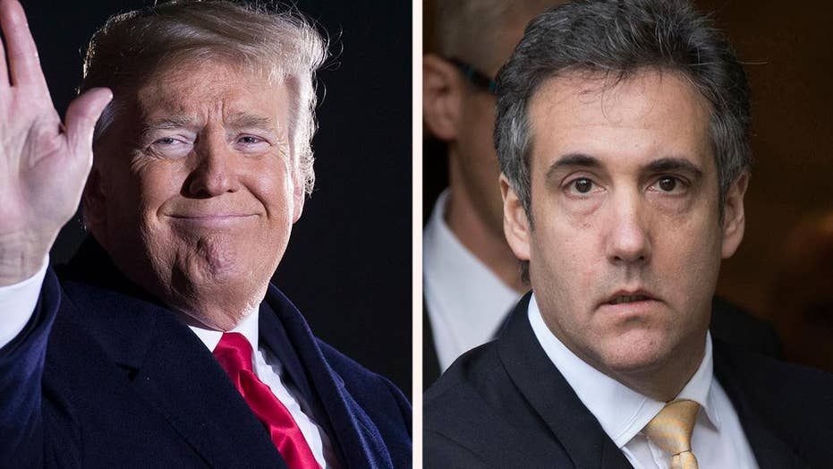 Trump heads to G20 summit amid new Cohen plea deal