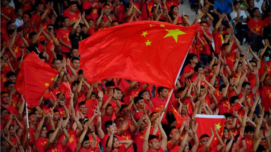 China is using 'economic espionage' to grab US technology