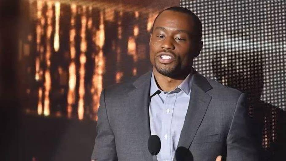 CNN's Marc Lamont Hill under fire for Israel comments