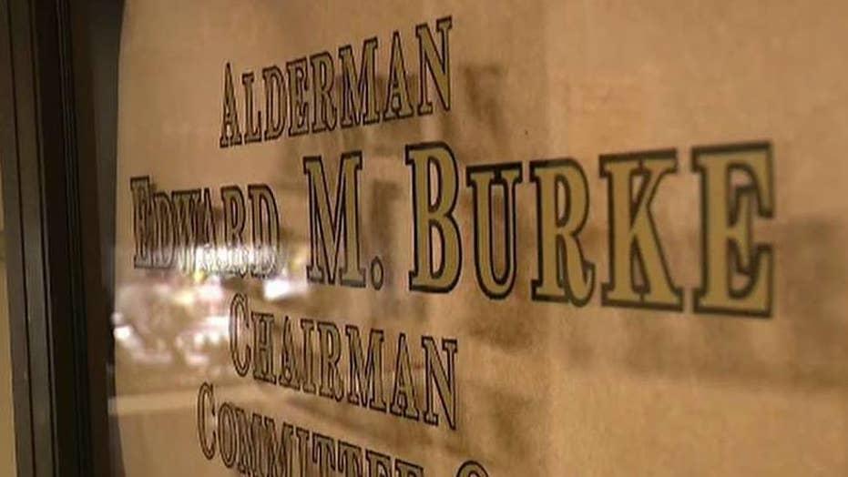 Federal authorities raid office of Chicago alderman