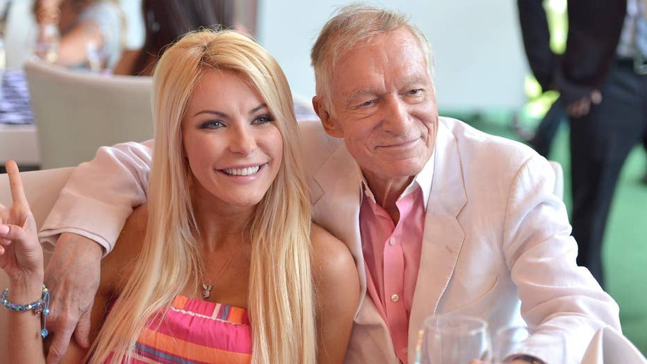 Crystal Hefner recalls 'Playboy days' and receiving 'unnecessary hate' over Hugh Hefner marriage, her 'looks'
