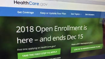 Obamacare signups drop amid economic boom