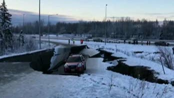 Alaska's governor issues declaration of disaster after quake
