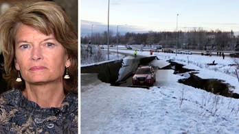 Murkowski: Damage reports from Anchorage are very concerning