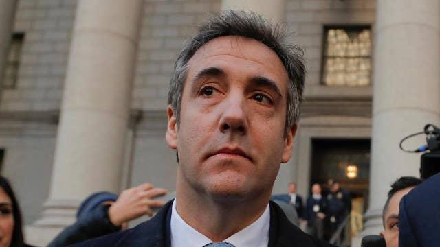 Michael Cohen pleads guilty in Russia probe