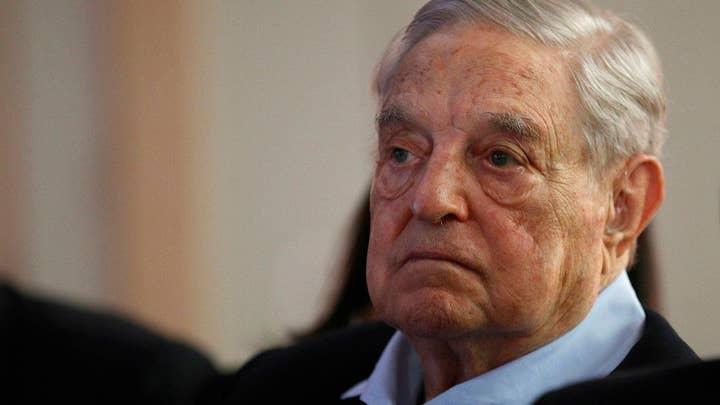 Facebook under fire for reportedly investigating Soros