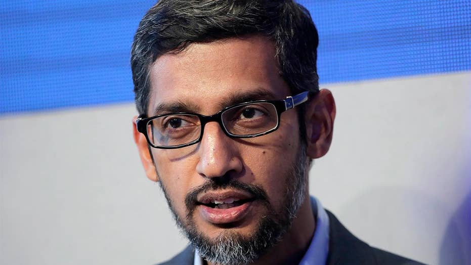 Google CEO set to appear before Congress