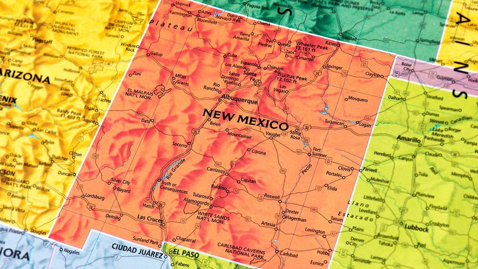 Marriage license clerk doesn't believe New Mexico is a US state