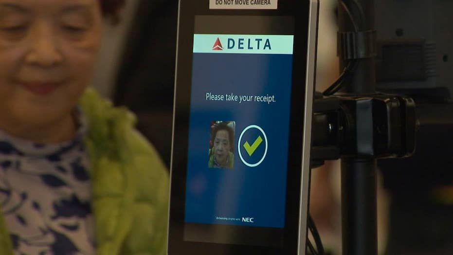 Delta rolls out nation's first biometric terminal