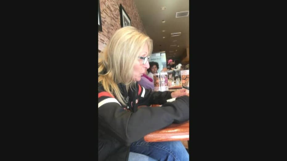 Racist rant caught on video in AZ cafe
