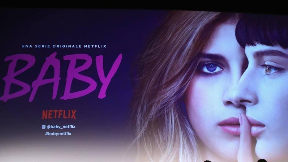 Netflix's 'Baby' slammed for glamorizing teen prostitution