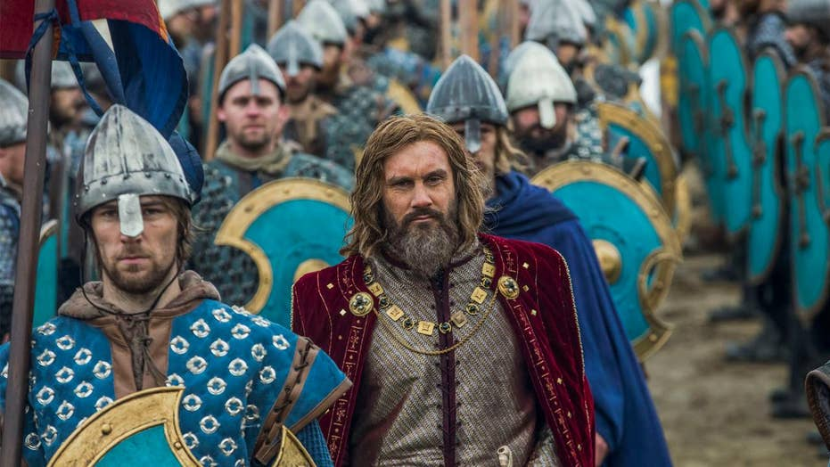 'Vikings' star Clive Standen dishes on new season