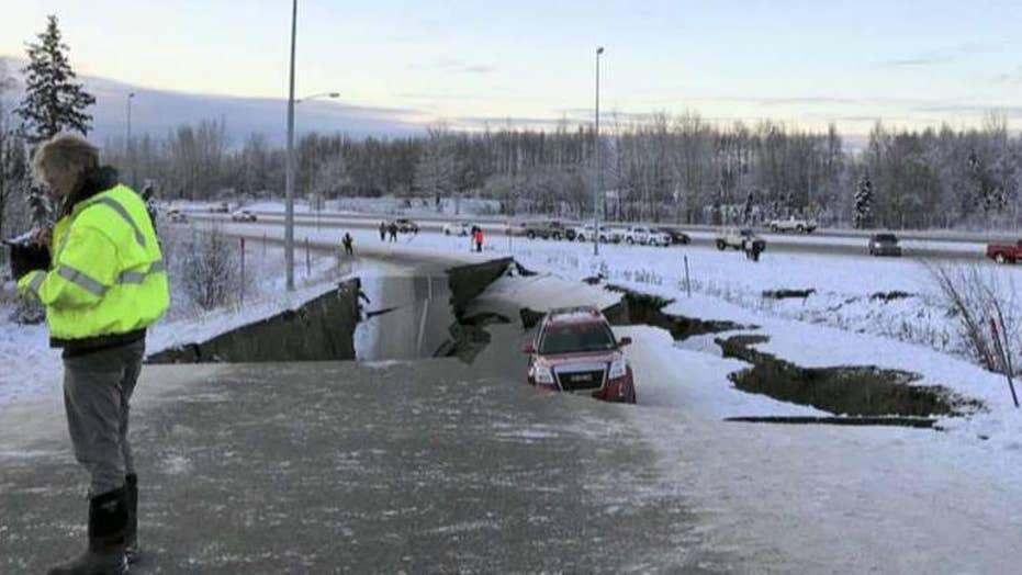 Sen. Murkowski: Immediate need to assess damage in Anchorage