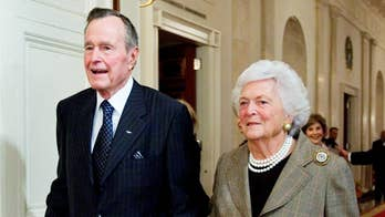 Bush's death sparks reactions from Maine law enforcement: 'Rest easy Sir!'