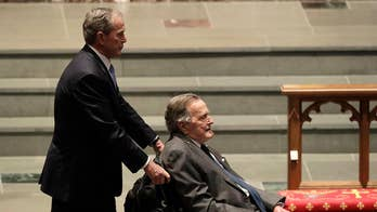 Fleischer on George W. Bush's relationship with his father