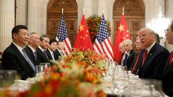 Trump meets with Xi at bilateral dinner