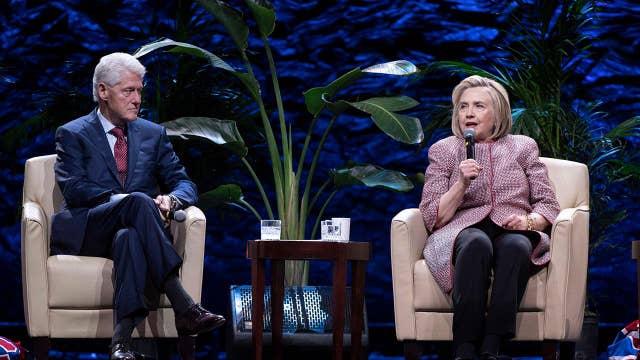 Report: FBI raids home of Clinton Foundation whistleblower