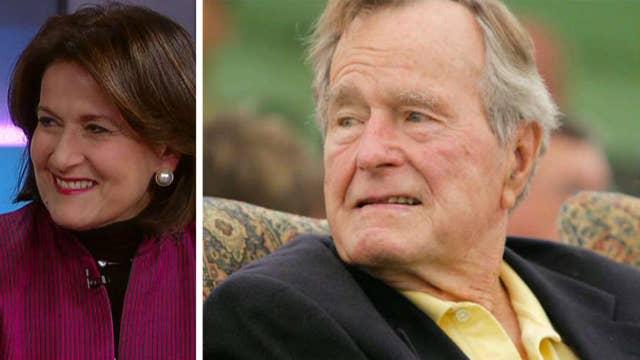Anita McBride: Bush set an incredible example of leadership