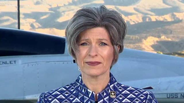 Sen. Joni Ernst: George H.W. Bush understood the cost of war