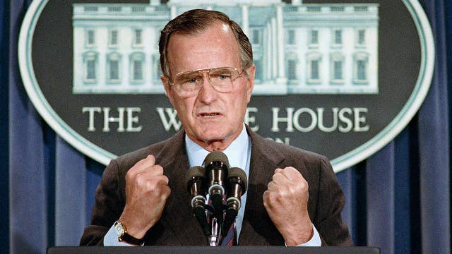 Henry Kissinger remembers the presidency of George H.W. Bush