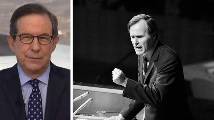 Chris Wallace: George H.W. Bush was a very special man