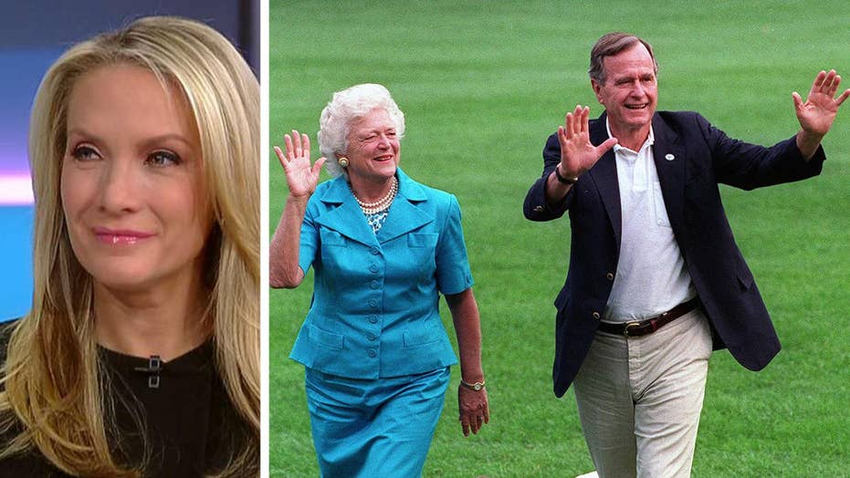 Dana Perino remembers George H.W. Bush
