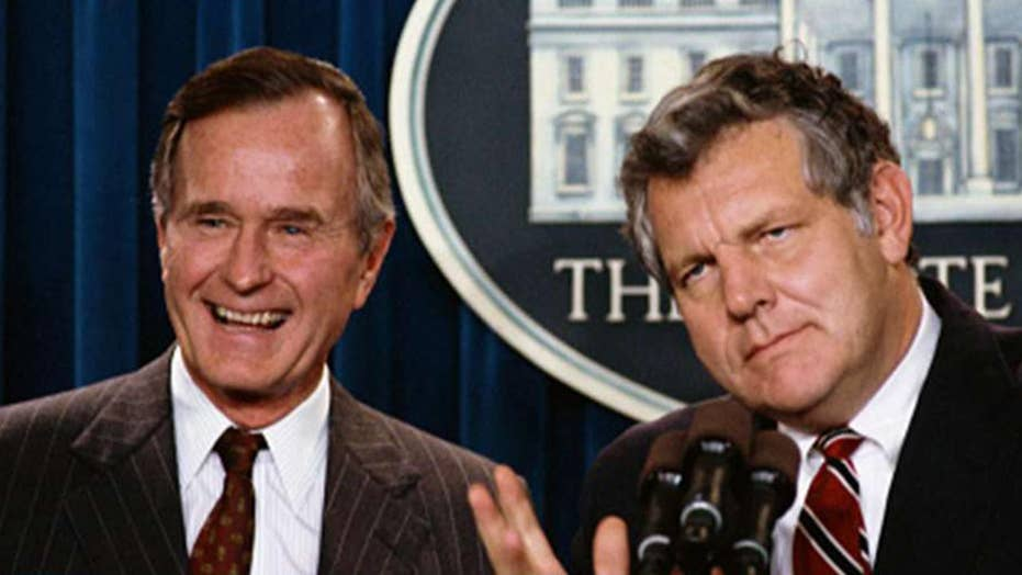 Bill Bennett on George H.W. Bush and the war on drugs