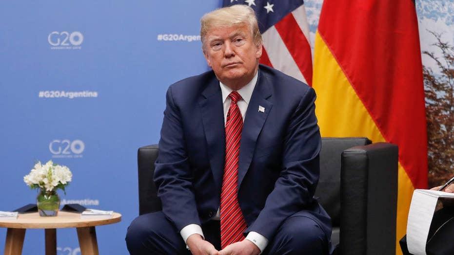 Hasil gambar untuk Liz Peek: Trump scores big wins at the G-20
