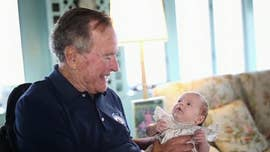 Remembering George H. W. Bush Published 21 hours ago Last Update 15 hours ago Trump sending Air Force One to carry Georg 694940094001_5974336081001_5974336893001-vs