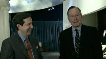Chris Wallace looks back on his interviews with Bush 41
