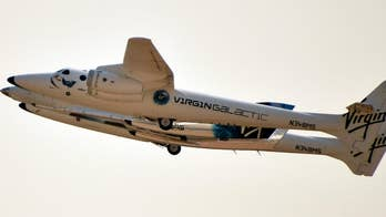 Richard Branson says Virgin Galactic will send people to space by Christmas