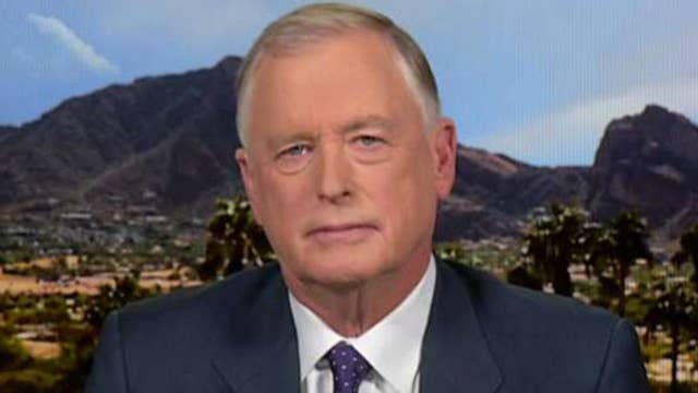 Dan Quayle pays tribute to former President George H.W. Bush