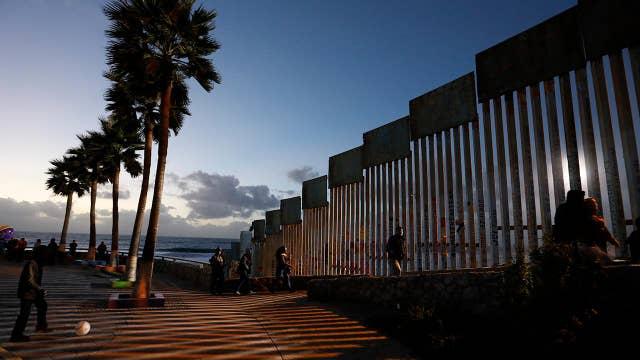 Will border wall funding debate trigger government shutdown?