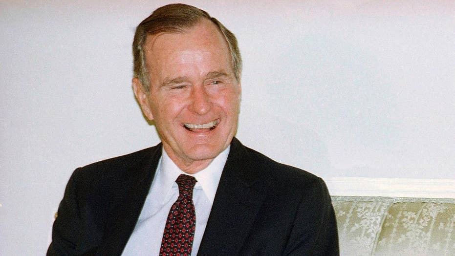 President George H.W. Bush remembered as 'uncommonly kind'
